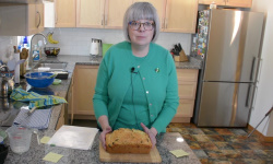 How to Make Irish Soda Bread Demonstration